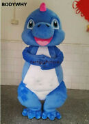 2020 Blue Dragon High-quality Easter Handmade Mascot Costume Suits Advertising