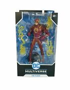 Mcfarlane Toys Dc Multiverse The Flash Injustice 2 7 Inch Comic Action Figure