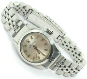 Vintage 1972 Women's Rolex Oyster Perpetual Stainless Steel Lady's Watch - 6718