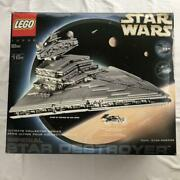 Lego New 10030 Star Wars Imperial Star Destroyer 16+ Collectorand039s Item From Japan