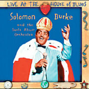 Free Us Ship. On Any 3+ Cds New Cd Solomon Burke Live At The House Of Blues
