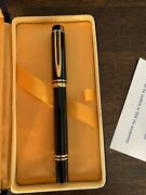 Waterman Le Man 100 Fountain Pen N.o.s Never Inked 1986 From Aspreys London