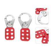 6pcs Sturdy Durable Safety Insulation Locks For Industry Machine Manufacturing