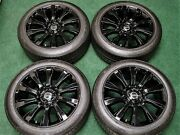 4 Factory Range Rover Hse Supercharged 21 Oem Wheels And Tires Black Rims
