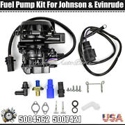 For Johnson And Evinrude 5004562 5007421 Vro Boat Engines Fuel Pump Kit 4-wire