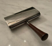 Vintage Sterling Silver Table Crumb Sweeper - St James By
