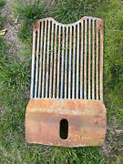 Ford 600-800 Tractor Front Hood Grill