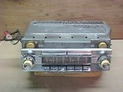 59 1959 Ford Fairlane Galaxie Town And Country Am Push Button Radio - 95mf