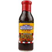 Sucklebusters All Natural Chipotle Barbecue Sauce 12 Oz. Smokey Hot Flavor Blend