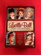 The Lucille Ball Film Collection Dvd 5-disc Set See Photos 2007 Region 1 Usa