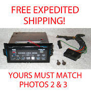 1983 Eldorado Electronic Climate Control W Rear Defrost And Oem Extra Rr Connector