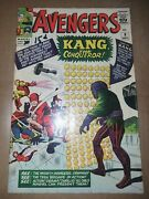 Avengers 8 1st Appearance Of Kang The Conqueror - Silver Age Loki Mcu Marvel
