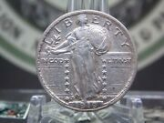 1919 D Standing Liberty Quarter 25c 1 East Coast Coin And Collectables, Inc.