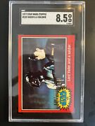 1977 Star Wars 132 Lord Vader And A Soldier Sgc 8.5 Nm/mt+ Lowpop