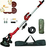 Drywall Sander, Smadron 6a 750w Wall/ceiling Sander With Vacuum System, 800-1800