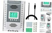 Mppt Charge Controller 100 Amp 12v/24v Auto 100a Solar Panel Charge K100a
