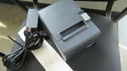 Epson Tm-t20ii M267d Thermal Receipt Printer Serial And Usb -- Only 18 Cuts