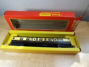 Tri-ang Hornby Oo R.743a Great Western Railway Road 5015 Composite Coach W/seat