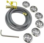 Natural Gas Conversion Hose, Replacement Kits, Propane To Natural Gas Grill