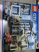 Lego City Police Station 60141 New In Sealed Box 894 Pcs. Free Shipping
