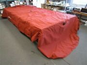 Sun Tracker Party Barge 27 Ob 2009 Pontoon Cover Canyon Mist 31695-33n Boat