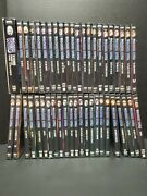 Large Lot Of 55 Dr. Who Discs Bbc Classic Dvds Tom Baker Peter Colin Pertwee