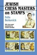 Jewish Chess Masters On Stamps Divinsky Nathanberkovich Felix Very Good