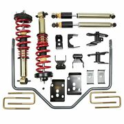 Bell Tech 1001hkp Coilover Adjustable Spring Lowering Kit For 15-20 Ford F-150