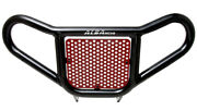 Banshee 350 Yfz 350 Front Bumper Red And Black Screen Alba Racing 207 R2 Br