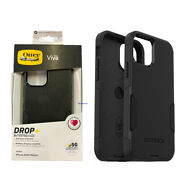 Otterbox Viva Series Case For Iphone 12 And Iphone 12 Pro 6.1 Black