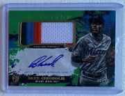 2021 Topps Inception Jazz Chisholm Rc Auto 4 Color Rpa /99 Marlins