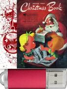 Vintage 1953 Sears Christmas Wishbook / Catalog On Usb Many Great Memories Toys