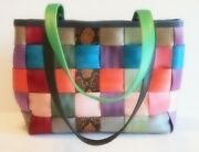 Harveys Seatbelt Bag Large Paint By Numbers Tote Bag Beautiful Limited Edition