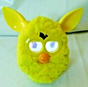 Furby By Hasbro 2012 Edition A Mind Of Its Own Yellow Tested And Works Awesome