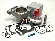 17 18 19 Crf450r Crf 450r 1351 Piston Stock Bore Athena Cylinder Top End Kit