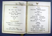 Pan Am First Class The President Special Vintage Airline Menu Maxim's Of Paris 1