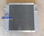 02250140-334 Replacement Sullair Combination Cooler