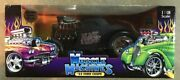 Muscle Machine 1933 Ford Coupe Black Widow 118 Scale Too Cool Series