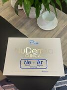 Nuderma Professional Skin Set Of 6 Therapy Wand With Neon And Argon