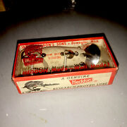 Vintage Heddon 9800 Gm Meadow Mouse Unfished In Box