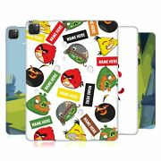 Custom Customized Personalized Angry Bird Art Gel Case For Apple Samsung Kindle