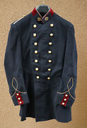 Wwi French France Army Medical Officer Doctorand039s Military Inform Tunic Red Cross