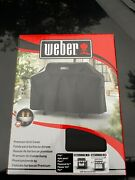 Weber 7135 Premium Grill Bbq Cover - For Genesis 2 400 Series Brand New Sealed