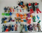 The Real Ghostbusters Action Figures Toy Monsters Kenner 1984 Super Lot
