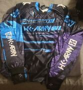 Hk Army Adult Hardline Paintball Jersey And Pants - Long Sleeve - Xl