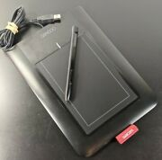 Wacom Bamboo Graphics Tablet With Pen Model Ctl-460 Tested And Working