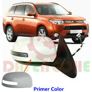 Right Primer Rearview Mirror Assy 9-wires For Mitsubishi Outlander 2013-2015