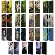 Simone Gatterwe Angels And Fairies Leather Book Case For Samsung Phones 2