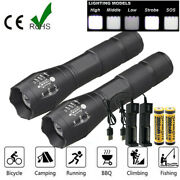 Waterproof Torch Work Light Strap Included Drop Resistant For Night Fishing Be