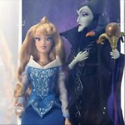 Disney Fairytale Maleficent And Aurora Doll Designer Collection Limited 313r